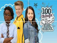 100 de Lucruri de Facut Inainte de Liceu Puzzle