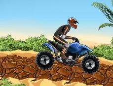 ATV pe Nisip