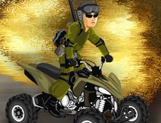 ATV si Motocicleta de Armata