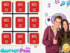 Alex si Trupa X si 0