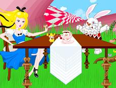 Alice in Tara Minunilor de Decorat