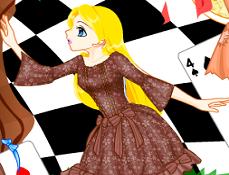 Alice in Tara Minunilor de Imbracat
