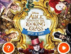 Alice in Tara Oglinzilor 6 Diferente