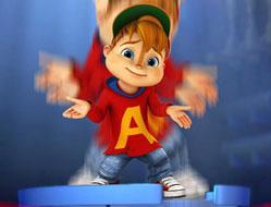 Alvin cu Bila
