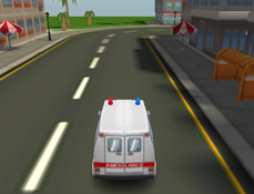 Ambulanta in Misiune 3D