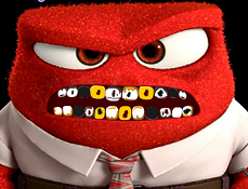 Anger Vizita la Dentist