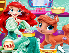 Animalutul de la Palat al lui Ariel