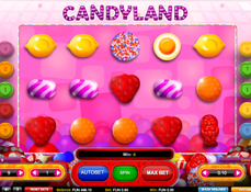 Aparate Candy Land
