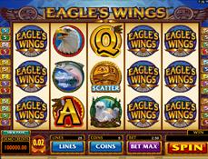 Aparate Eagles Wings