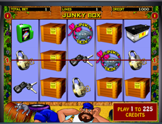 Aparate Junky Box