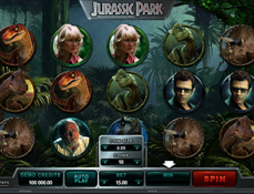 Aparate Jurassic Park