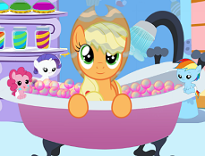 Applejack Face Baie