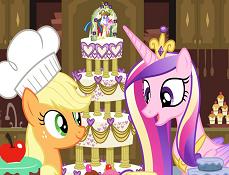 Applejack si Tortul de Nunta
