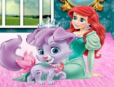 Ariel si Matey la Palat