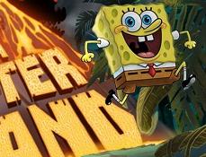 Aventura lui Spongebob pe Insula Monstrilor