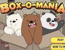 Aventurile Fratilor Ursi Mania Cutiilor