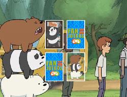 Aventurile Fratilor Ursi de Memorie cu Carti