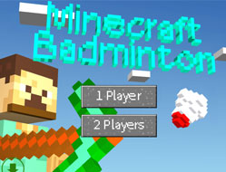 Badminton Minecraft