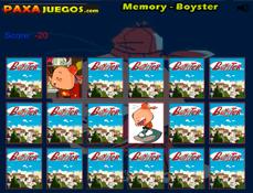 Baiatul Stridie Boyster de Memorie