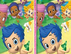 Baloane si Guppy 6 Diferente