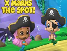 Baloane si Guppy Comoara Piratilor