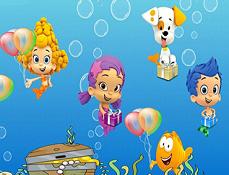 Baloane si Guppy Puzzle 2