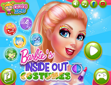 Barbie Costume cu Inside Out