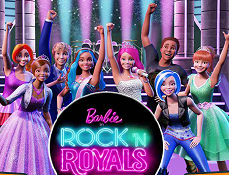 Barbie Rockeri si Roiali Bejeweled