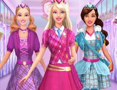 Barbie Uniforma pentru Scoala