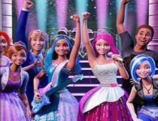 Barbie in Rock n Royals 6 Diferente