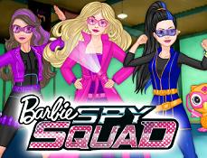 Barbie si Echipa de Spioni