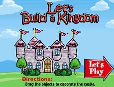 Barney Construieste Castelul