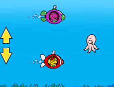 Barney Cursa cu Submarinul