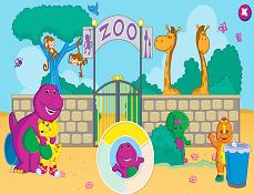 Barney si Prietenii De-a V-ati Ascunselea
