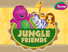 Barney si Prietenii din Jungla