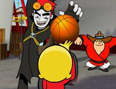 Baschet cu Luptatorii Shaolin