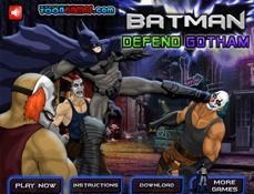 Batman Apara Gotham