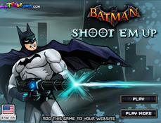Batman Impusca Infractorii
