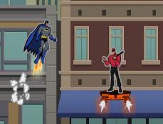 Batman Lupta in Oras