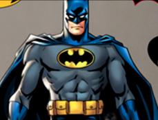 Batman Obiecte Ascunse