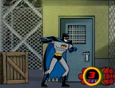Batman Protectorul Gothamului