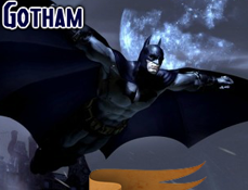 Batman Salveaza Ghotamul