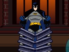 Batman Sparge Caramizi