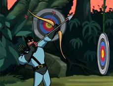 Batman Trage cu Arcul