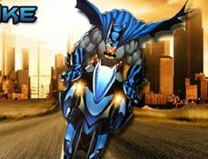 Batman cu Super Motorul