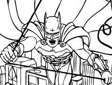 Batman de Pictat