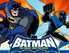 Batman si Carabusul Albastru
