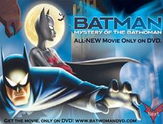 Batman si Misterul lui Batwoman