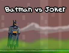 Batman vs Joker pe Bloc