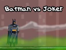 Batman vs Joker pe Bloc